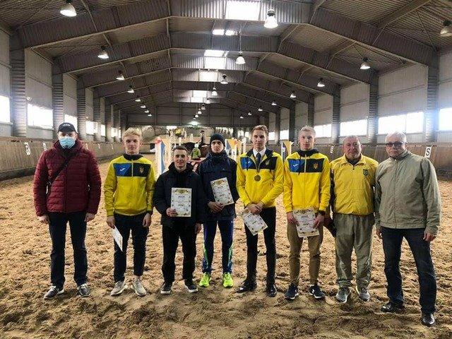 Житомирський юнак став бронзовим призером чемпіонату України з сучасного п'ятиборства. ФОТО