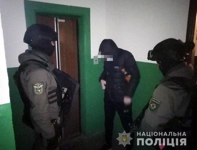 На Житомирщині викрили групу квартирних грабіжників. ФОТО. ВІДЕО