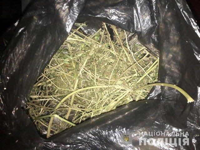 На Житомирщині в чотирьох жителів вилучили наркотики. ФОТО