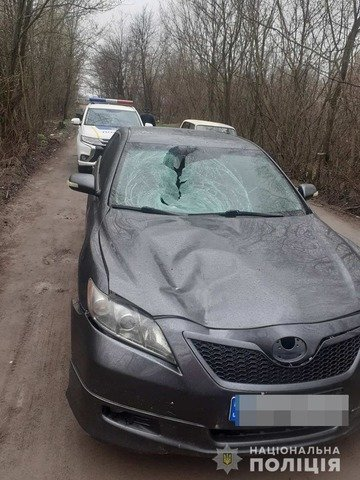 У Коростені розшукали водія, який втік з місця фатальної ДТП. ФОТО
