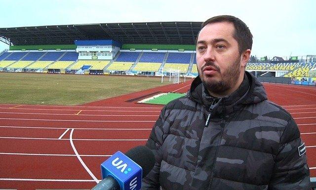 Володимир Загурський: