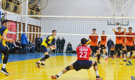 Житомирський волейбол йде на літні канікули із посередніми результатами