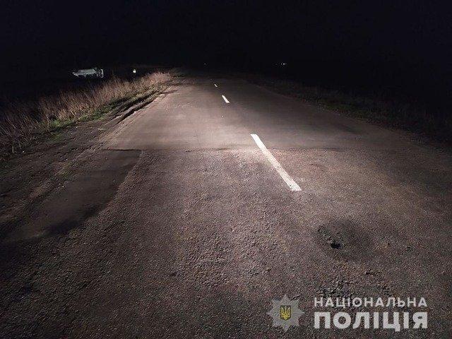 У Бердичівському районі внаслідок ДТП загинула 7-річна дитина. ФОТО