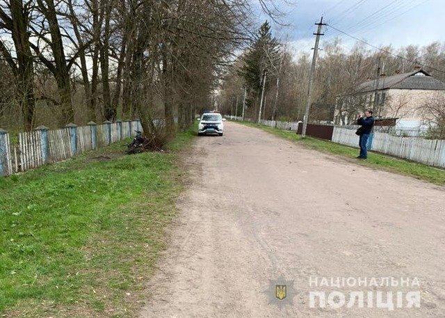 У Новоград-Волинському двоє підлітків травмувалися внаслідок ДТП на мотоциклі. ФОТО