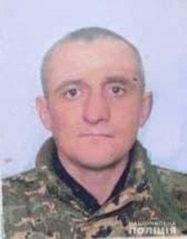 На Житомирщині розшукують зниклого 37-річного військового. ФОТО