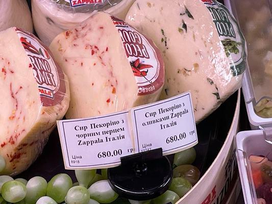 Що їдять багаті житомиряни? ФОТО
