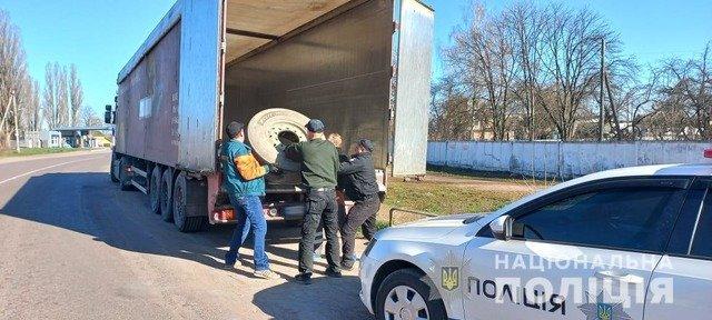 У Коростені водієві вантажівки допомогли уникнути ДТП. ФОТО