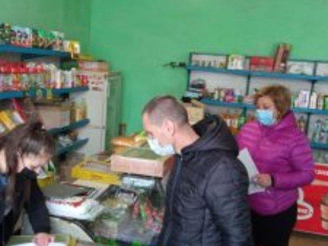На Житомирщині за тиждень кожен шостий магазин порушував карантинні вимоги. ФОТО