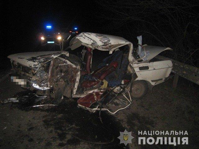 У Бердичівському районі сталася ДТП, водій однієї з автівок у реанімації. ФОТО