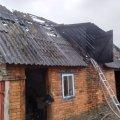 За добу вогнеборці Житомирської області ліквідували 3 пожежі в будинках. ФОТО