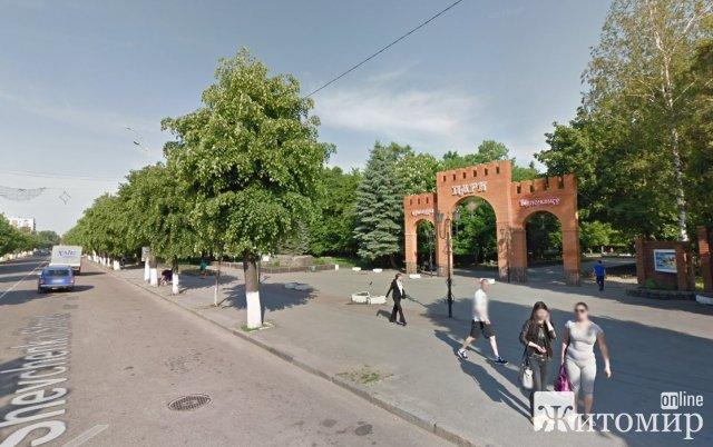 У Новограді-Волинському хочуть продати літній кінотеатр. ФОТО