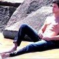 МУЗІКА. Salvatore Adamo. En blue jeans et blouson de cuir