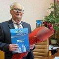 На 90-му році життя помер почесний громадянин Житомира Володимир Нікулін