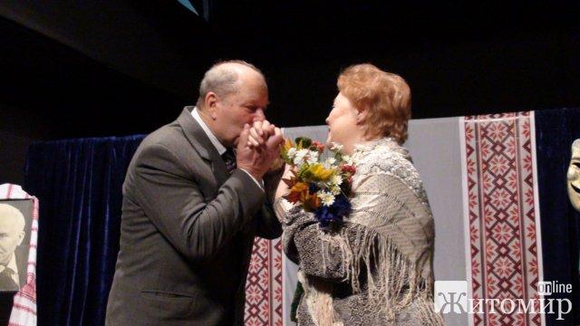 У Житомирі прощатимуться із заслуженою артисткою Надією Артеменко