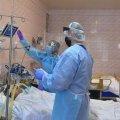В Україні знижується рівень COVID-госпіталізацій, але зростає кількість пацієнтів на ШВЛ