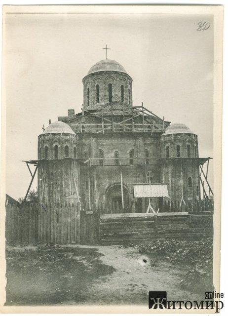 Унікальні кадри церков Овруцького району. ФОТО