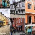 Будинки на Михайлівській у Житомирі хочуть пофарбувати у різні кольори