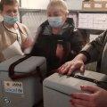 Сьогодні вакциною Pfizer щепитимуть мешканців Бердичівського та Житомирсько геріатричних пансіонатів