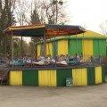 У житомирському парку розпочали косметичний ремонт дитячих атракціонів. ВІДЕО