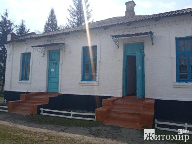 В одній з ОТГ Житомирщини хочуть закрити школу, де  навчаються діти з двох сіл. ФОТО