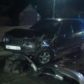 П'яний водій вночі у Житомирі спричинив ДТП. ФОТО.