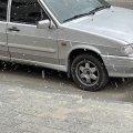 У Житомирі почав падати сніг