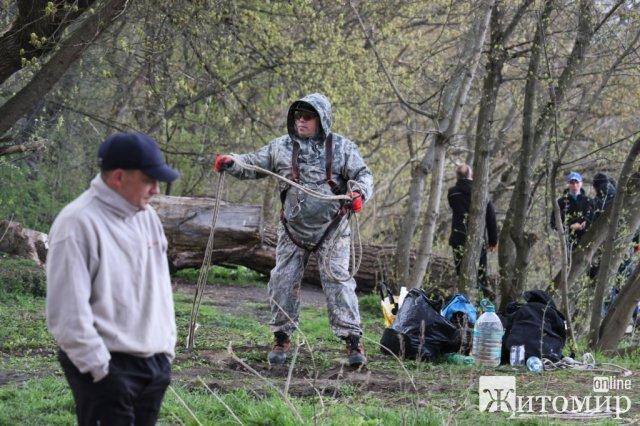 Чистий день у Житомирі. ФОТО