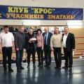 С 23 по 25 апреля  состоялся Чемпионат Украины по боксу в г. Бердичеве