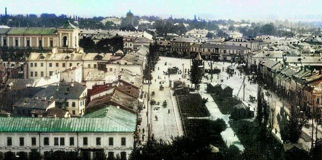 Якою насправді була Соборна площа у Житомирі?