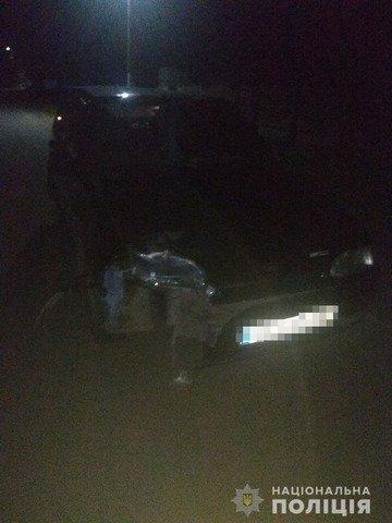 На Житомирщині п'яний водій збив двох пішоходів, один з них загинув. ФОТО