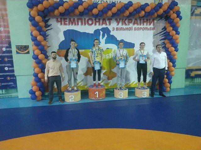 Спортсмени Житомирщини успішно виступили на чемпіонаті України з вільної боротьби. ФОТО