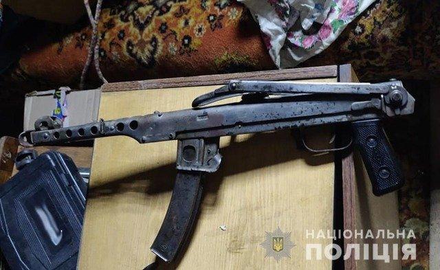 На Житомирщині правоохоронці за місяць вилучили 10 одиниць зброї. ФОТО