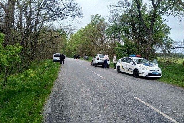 На Житомирщині троє чоловіків у балаклавах пограбували 57-річного жителя Рівненщини. ФОТО