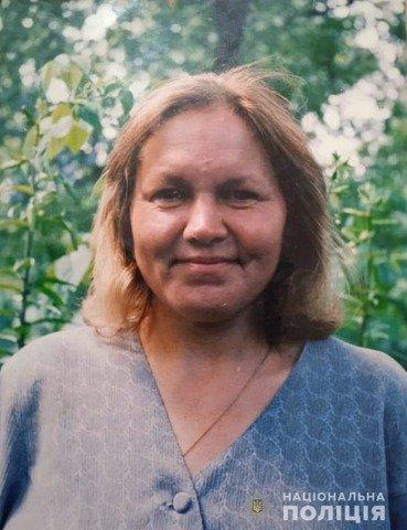 На Житомирщині розшукують 59-річну жительку Романова. ФОТО