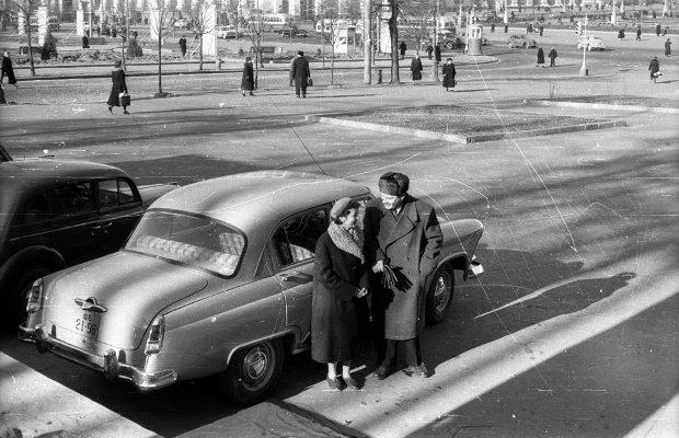 Без заторів та реклами - як виглядав Київ 1959-го. ФОТО
