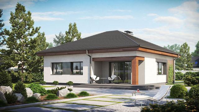 Приватне будівництво у Житомирі. Компанія S&V DESIGN