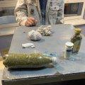 Прикордонники затримали жителя Житомирщини, який їхав на заробітки та віз марихуану й галюциногенні гриби. ФОТО