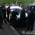 """У Житомирі затримали молодика, який по місту розкладав """"закладки"""". ФОТО"""