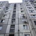 На Польовій у Житомирі горіла квартира, де знаходилось троє дітей. ФОТО
