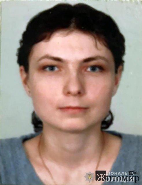 На Житомирщині поліція розшукує 37-річну жительку Коростеня. ФОТО
