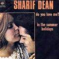 МУЗІКА. Sharif Dean - Do you love me (1973)