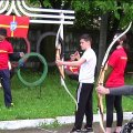 У Житомирі вперше провели чемпіонат зі стрільби з лука серед людей з інвалідністю. ВІДЕО