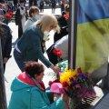 Як у Житомирі відзначили день героїв. ФОТО