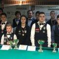 15-річний житомирянин Матвій Табаченко здобув перше місце на чемпіонаті України з більярду. ВІДЕО
