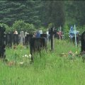 У селі на Житомирщині учасникам АТО виділили землю, за рахунок якої планували розширити цвинтар. ВІДЕО
