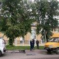 У Житомирі на перехресті зіштовхнулись маршрутка та Citroen. ФОТО