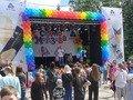"""У Житомирі пройшов Фестиваль Морозива від компанії """"Рудь""""!"""