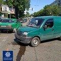 У Житомирі на перехресті зіштовхнулись ГАЗ та Fiat. ФОТО