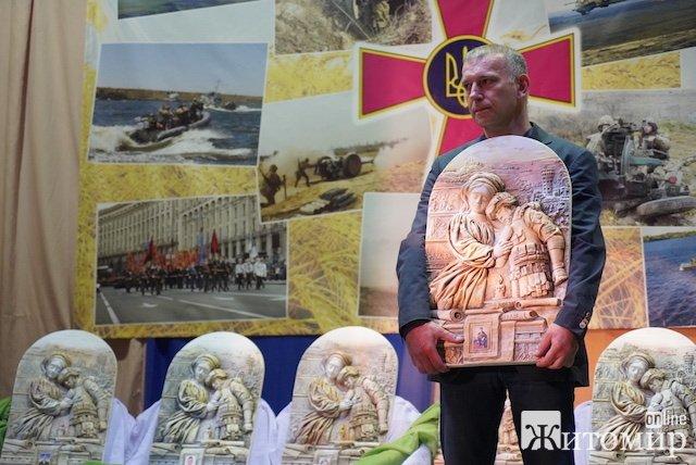 """Володимир Федоренко взяв участь у заході """"Ікона пам'яті"""""""
