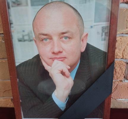 Андрія Лактіонова, нашого друга і товариша, немає вже цілий рік